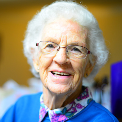 How can we support people living with dementia?