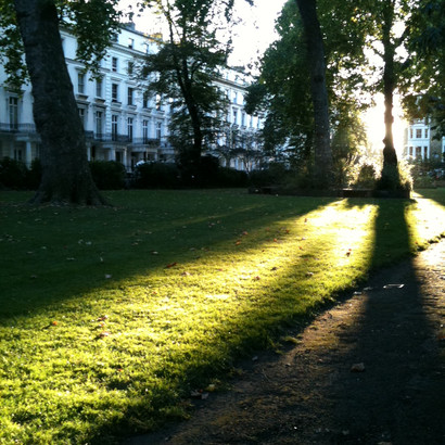 How can we engage communities to use green spaces to improve wellbeing?