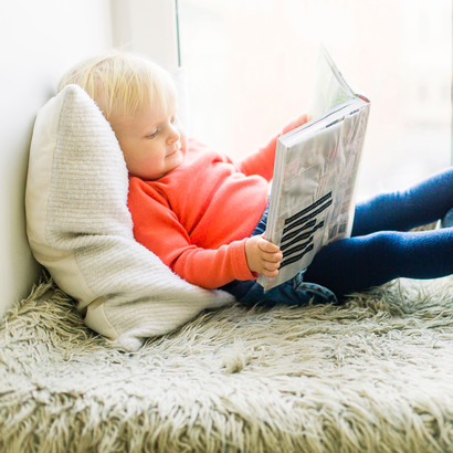 How can we innovate to engage families in reading?