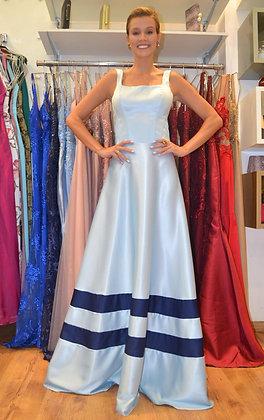 Azul Serenity Bicolor Princesa