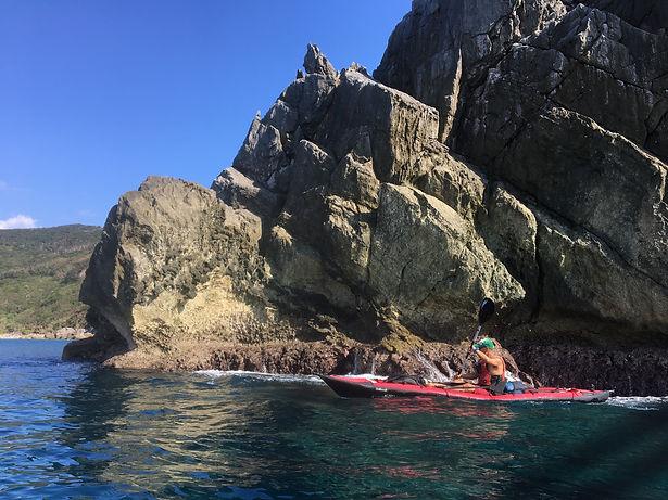 加計呂麻島青の洞窟