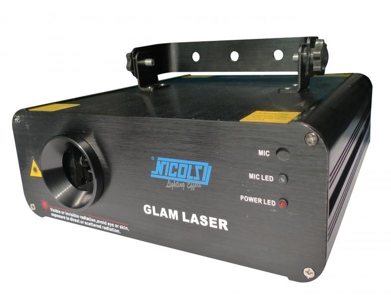 nicols glam laser à louer