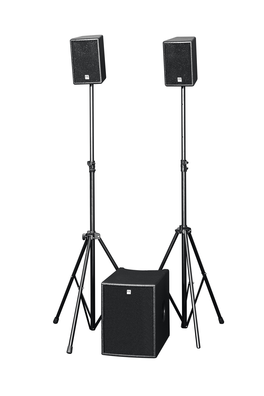 HK Audio systeme amplifié à louer