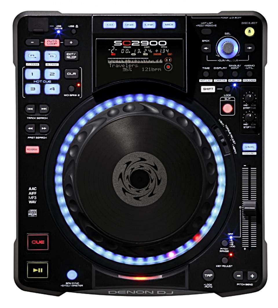 denon platine cd usb sc2900 a louer