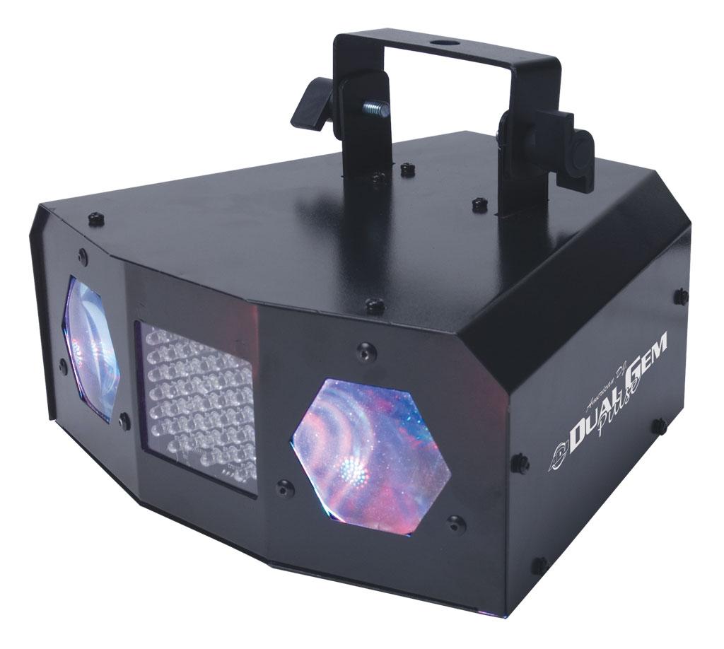 adj dual gem projecteur led auto