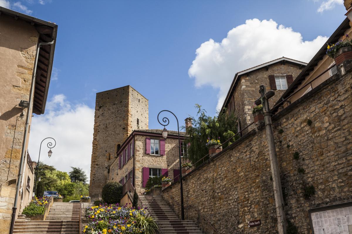 St Cyr au mont d'or - Eclairage