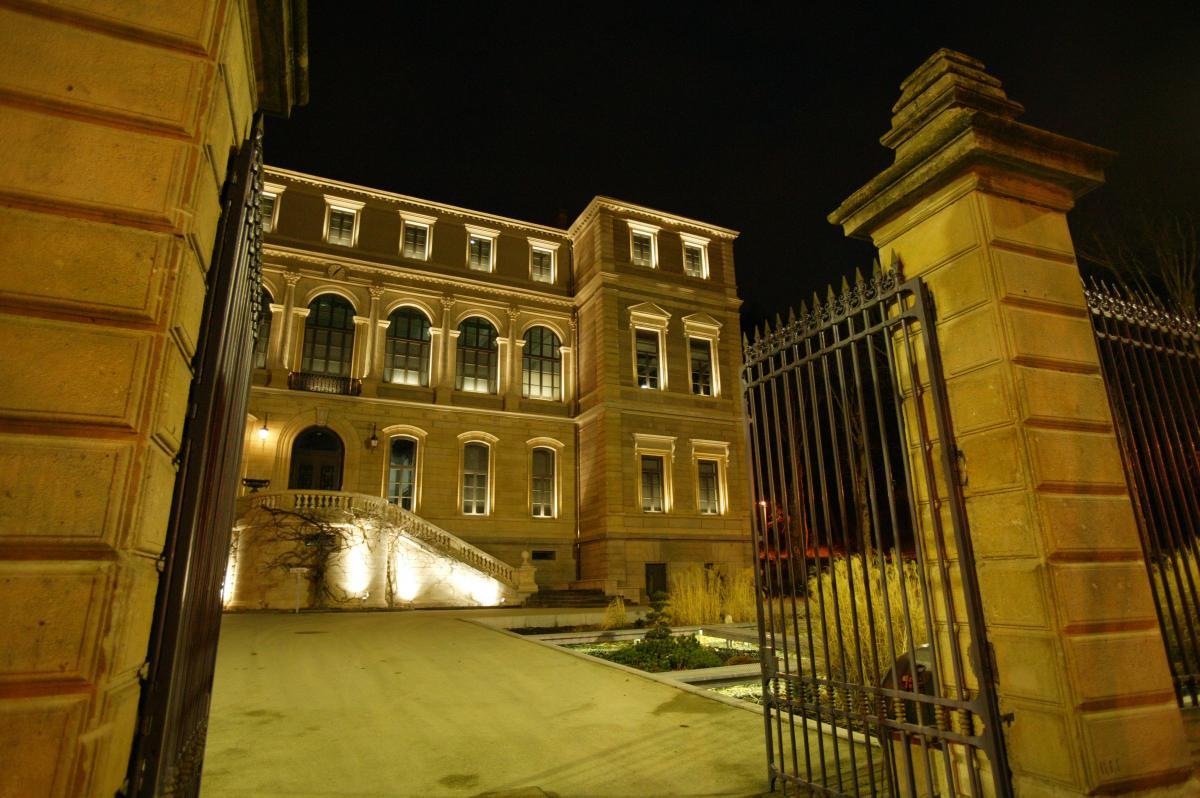Saint-Etienne : Vidéoprojection