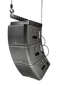 QSC enceinte line array en location