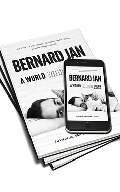 A World Without Color by Bernard Jan