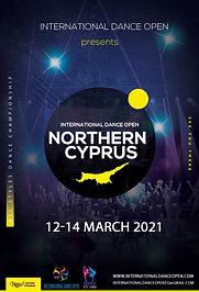 INTERNATIONAL DANCE OPEN NORTHER CYPRUS
