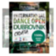 INTERNATIONAL DANCE OPEN DUBROVNIK 2020