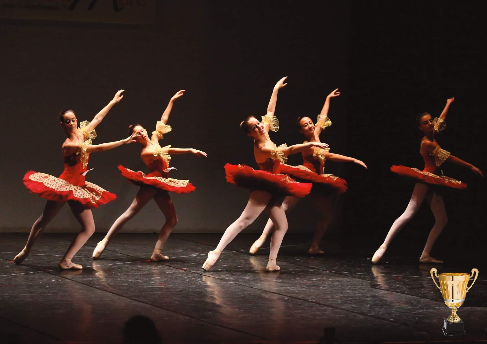 Scene dansante