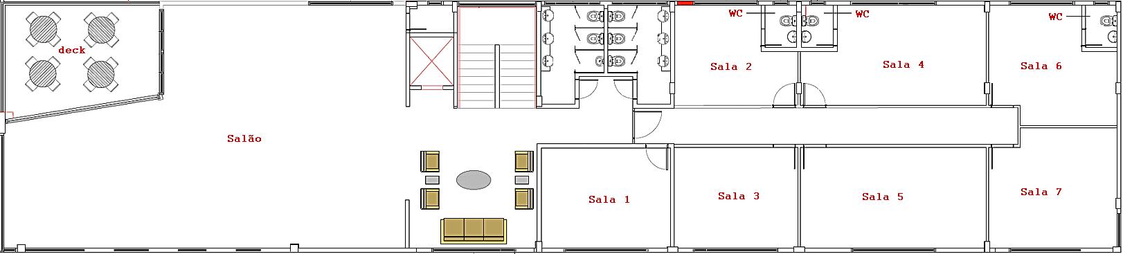 Planta baixa 2º pavimento (salas) Editad