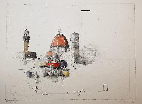 Firenze/Toscana1999: AB3 (Print)