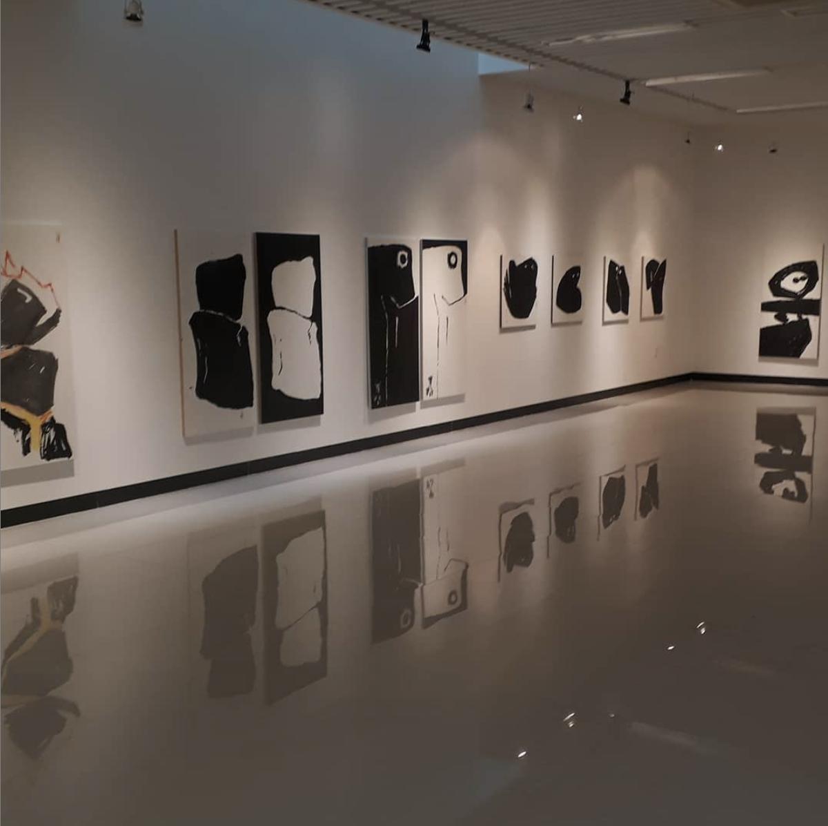 Werner Sasse solo exhibition