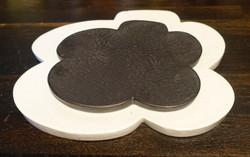 Flower Shape Plates