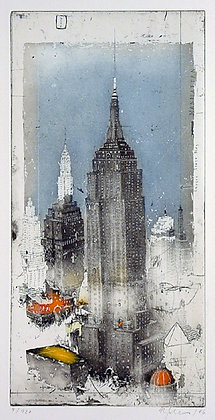 Empire State Building 2006 : AB1 (Print)