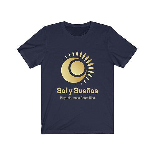 Sol y Suenos - Unisex Jersey Short Sleeve Tee