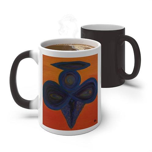 The Shadow Angel - Color Changing Mug