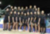 Breakers National swim team