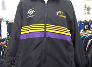 New Exclusive Breakers Club Track Jackets