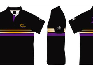 Breakers New Team Polo!!