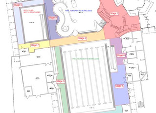 Tiles at Leisurepark Balga - Replacement