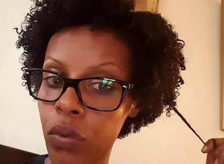 My Natural Hair Journey: The BIG chop
