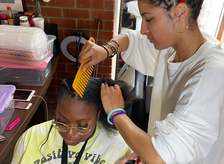 Free Braids/Haircuts Giveback