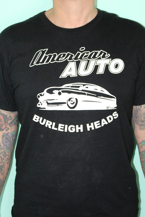 tshirts - Americar Auto burleigh heads