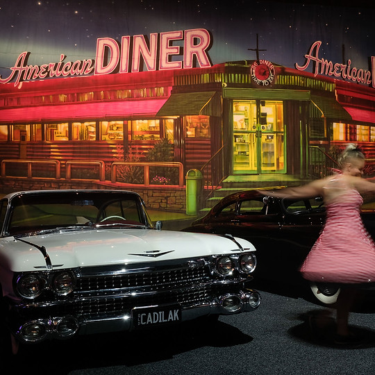 Classic Cadillac Car Hire Gold Coast