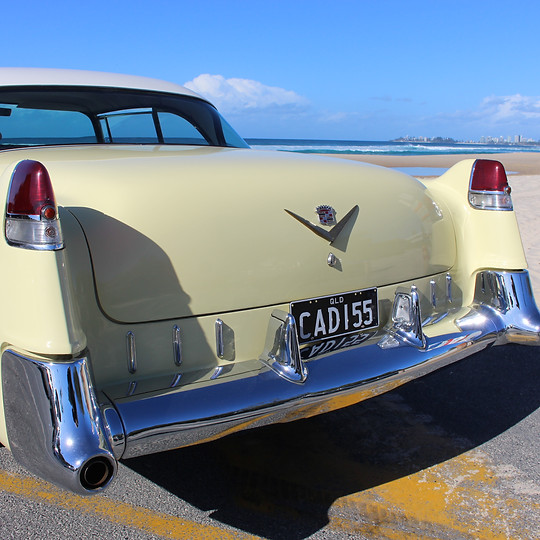 1955 Cadillac - Classic Car Hire Gold Coast