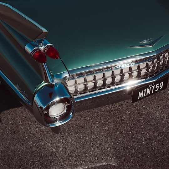 1959 Cadillac - king of the tail fins