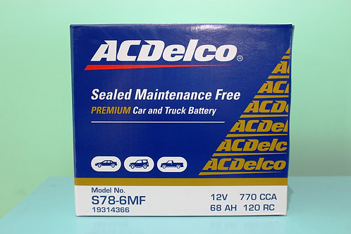 Car Battery to fit Corvette or Camaro 1991- 1999