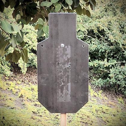 "12""X24"" Silhouette AR 500 Steel Target"