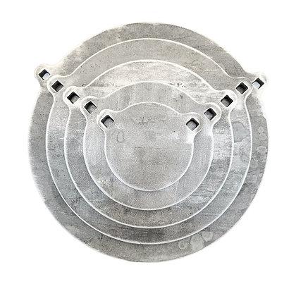 AR 500 Steel Gong