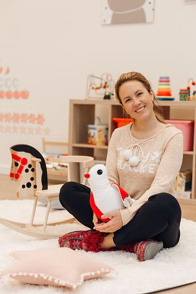 Privatus vaikų lopšelis darželis Mažieji stebuklai direktorė Irina.jpg