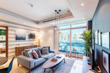 Need a full furnished apartment in Dubai, New York, Athens, or Istanbul? Blueground will help you