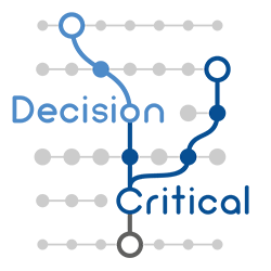 Decision Critical, the disruptive compass for startups