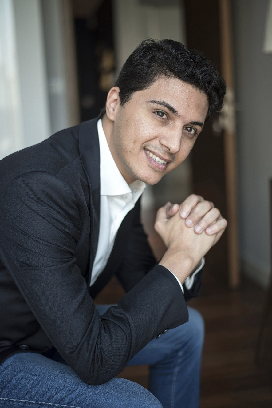 Amine housni, co-founder of Blueground and head of operation in UAE.