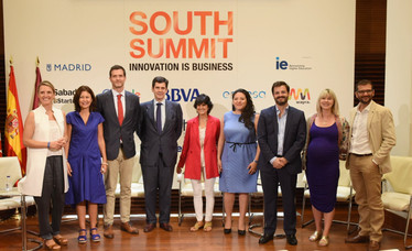 Spain Startup-South Summit: more than $55 billion for the 100 selected startups