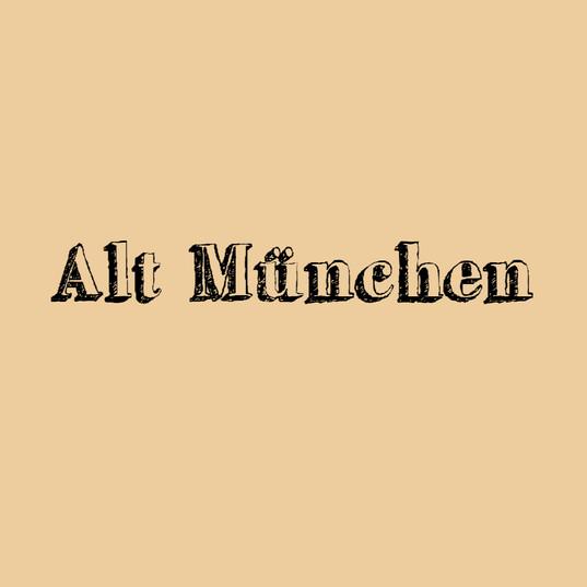 Alt Munchen