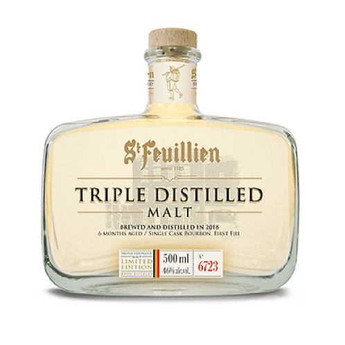 Triple Distilled Malt