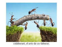 Colaborart, el arte de co-laborar.