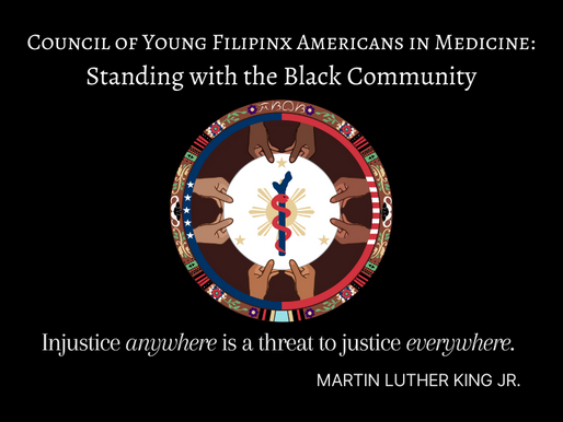 CYFAM Stands with the Black Community
