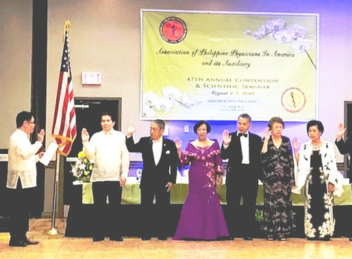 47TH ANNUAL CONVENTION AND GALA, AUG 3-4, 2019