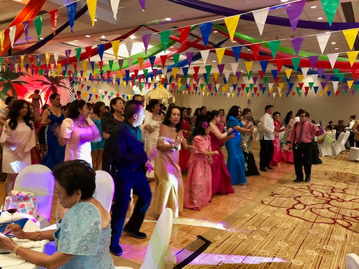 47TH ANNUAL CONVENTION AND GALA AUG 3, 2018