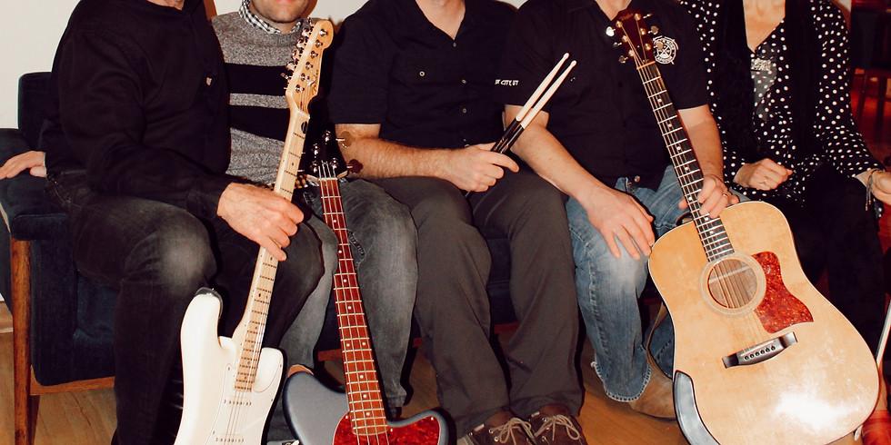 BC Band plays at Helper Saturday Vibes