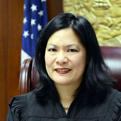 Judge Deborah Chuang Servino earned her Bachelor of Arts degree and graduated with honors from Duke University. She graduated from U.C. Berkeley School of Law. After law school, she worked as a law clerk for Judge Melvin Brunetti of the United States Court of Appeals for the Ninth Circuit. After her clerkship, she worked as an associate in the business litigation section of Rutan & Tucker, LLP. In 1997, she began her career as a prosecutor in the California Attorney General's Office, handling complex cases of nationwide and statewide importance. In 2007, she was honored with the California Attorney General's Award for Sustained Superior Accomplishment.  In 2009, Judge Servino was appointed to the bench by Governor Arnold Schwarzenegger. She was the first Taiwanese American appointed to the Orange County Superior Court. She currently serves on the Unlimited Civil Panel. She has served on the Juvenile Panel, Family Law Panel, North Justice Center Panel, and Appellate Division.