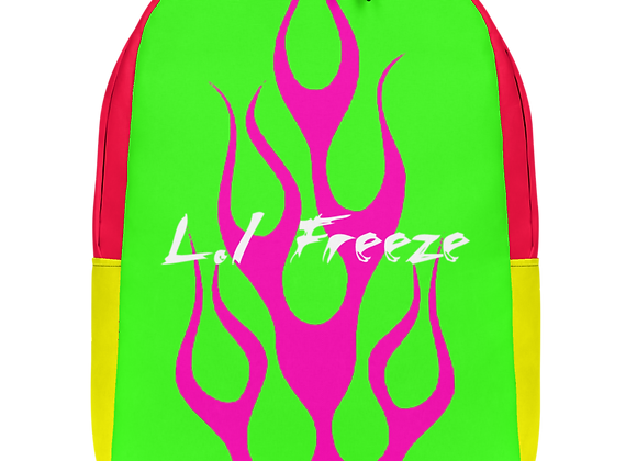 Stoner Collection | Freeze Pink Flame Pack